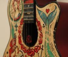 Guitar as Art