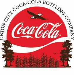 Sponsors-Union City Coca-Cola Bottling Company