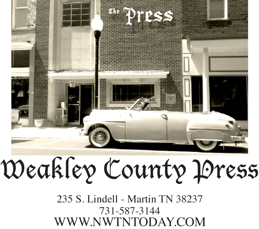 Sponsors-Weakley County Press