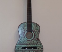 2015 Guitar as Art