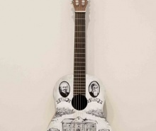 2017 Guitar as Art
