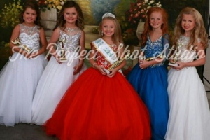 Pageant Little Division 2016.