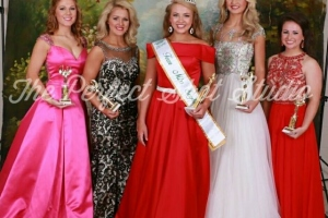 Pageant Teen Division 2016