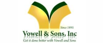 Sponsors-Vowell & Sons, Inc